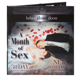 A Month Of Sex Honeymoon Game Sex Toy