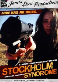 Stockholm Syndrome DVD Image from James Deen Productions.