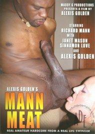 Alexis Goldens Mann Meat Porn Movie