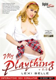My Plaything: Lexi Belle Porn Movie