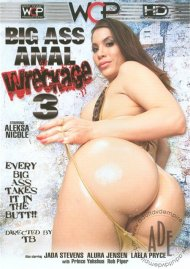 Big Ass Anal Wreckage 3 Porn Video