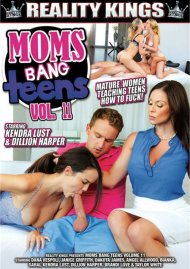 Moms Bang Teens Vol. 11 DVD Image from Reality Kings.