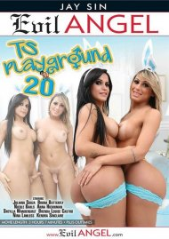 TS Playground 20 DVD Image from Evil Angel.