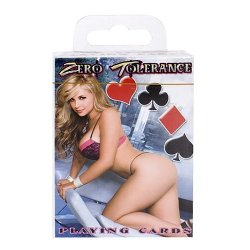 Zero Tolerance Playing Cards Sex Toy