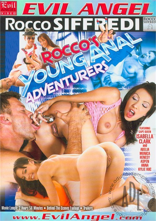Roccos Young Anal Adventures