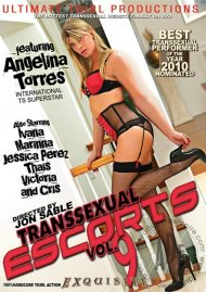Transsexual Escorts 9 Porn Movie