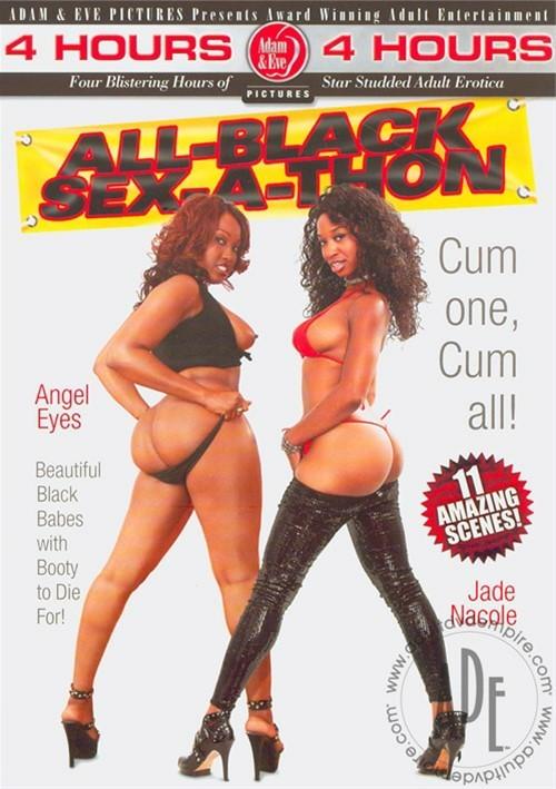All-Black Sex-A-Thon
