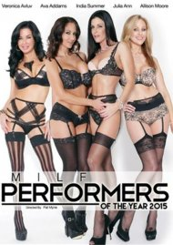 Stream MILF Performers Of The Year 2015 Porn Video from Elegant Angel.
