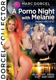 Night with Melanie, A (Une Nuit Porno Avec Melanie) Porn Movie
