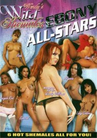 Wendys Wild Shemales: Ebony All-Stars Porn Movie