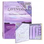 Book Smart: The Lavenders How Provence Changed Me Vibe Kit - Purple Sex Toy
