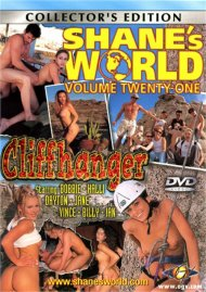Shanes World 21: Cliffhanger Porn Video
