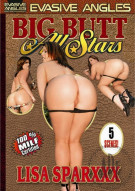 Big Butt All Stars: Lisa Sparxxx Porn Movie