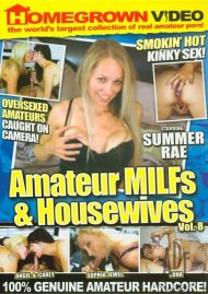 Amateur MILFs & Housewives #8 Porn Movie