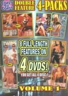 Double Feature 4-Packs #1 Porn Movie