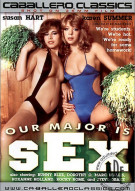 Our Major is Sex Porn Movie