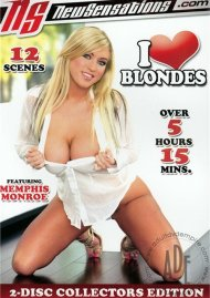 I Love Blondes Porn Movie