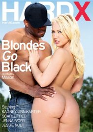 Blondes Go Black Porn Movie