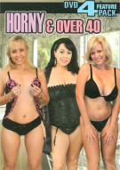 Horny & Over 40 4-Pack Porn Movie