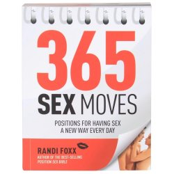 365 Sex Moves image.