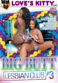 Big Butt Lesbian Club 3 Porn Video Image from Evasive Angles.