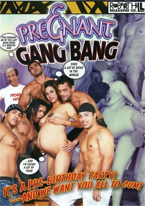 Pregnant Gang Bang