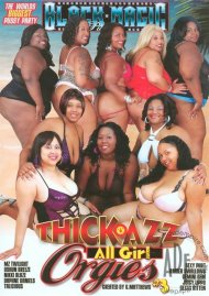 Thick Azz All Girl Orgies #3 Porn Movie