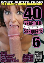 40 Year Old Size Queens 6 Porn Video