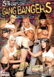 Strap-On Gang Bangers Porn Video