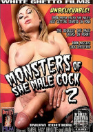 Monsters of She-Male Cock 2 Porn Movie