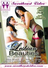 Lesbian Beauties Vol. 2: Older Women - Younger Girls Porn Movie