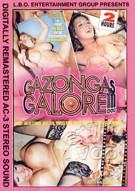 Gazongas Galore Porn Video