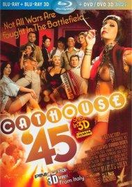 Cathouse 45 in 3D (Blu-ray + Blu-ray 3D + DVD/DVD 3D) Porn Movie