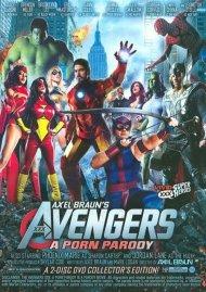 Avengers XXX Porn Video