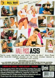 - Hall Pass Ass  Porn Movie