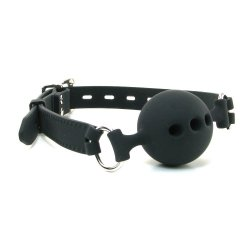 Fetish Fantasy Extreme Silicone Breathable Ball Gag - Med Sex Toy