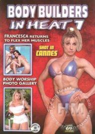 Body Builders in Heat 7 Porn Video