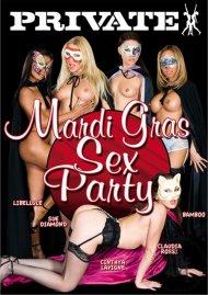 Mardi Gras Sex Party Porn Video
