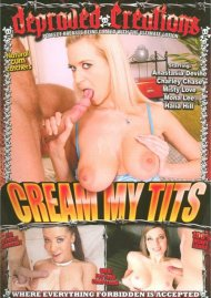 Cream My Tits Porn Video