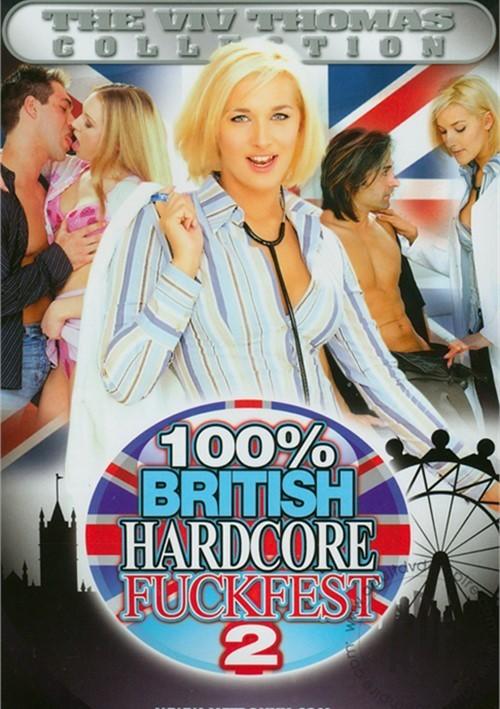 100% British Hardcore Fuckfest 2
