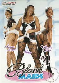 Black Maids #4 Porn Movie