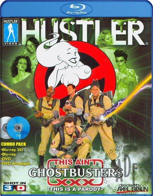 This Aint Ghostbusters XXX 3D Parody (DVD + Blu-ray Combo)