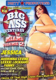 Big Ass Ventures in Miami 2 Porn Video
