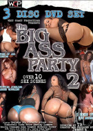 Big Ass Party 2, The Porn Movie