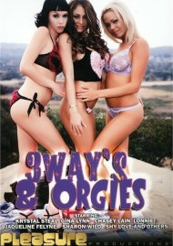 3 Ways & Orgies Porn Movie