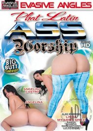 Phat Latin Ass Worship Porn Movie