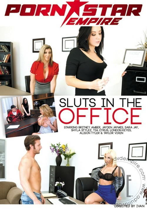 Sluts In The Office