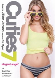 Cuties 7 DVD Image from Elegant Angel.