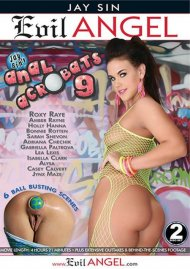 Anal Acrobats #9 HD Porn Video Image from Evil Angel.