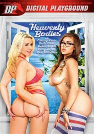 Heavenly Bodies DVD Image from Digital Playground.